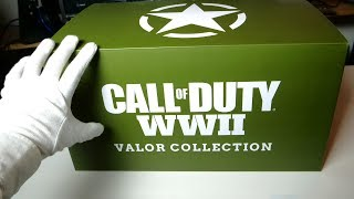 "CALL OF DUTY WWII ""COLLECTOR"