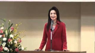 三原じゅん子参議院議員を迎え、2011年2月に那須烏山市で新春フォーラム...