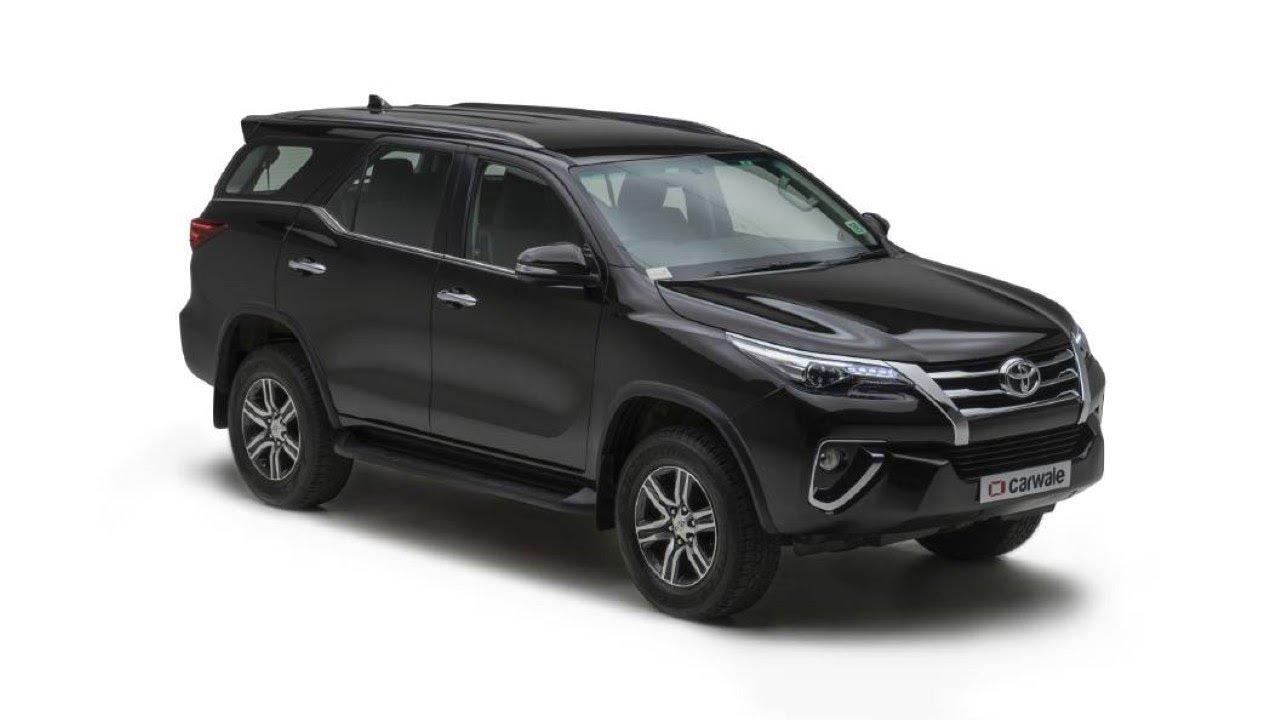 2018 Toyota Fortuner Diesel Car Interior And Exterior