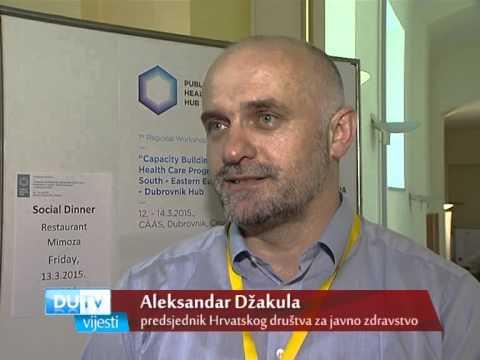 PRILOG: Održana radionica o javnom zdravstvu zemalja iz regije