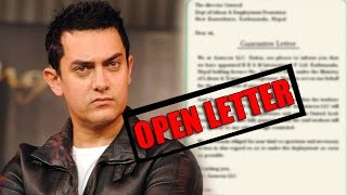 Open Letter To Aamir Khan For His Comments On AIB Roast Goes Viral