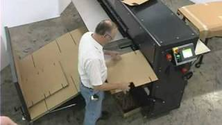 Bxmkr1  Corrugated Box Maker