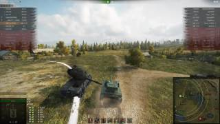 Результативный бой на AMX 13 75