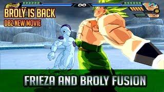Video Broly and Frieza Fusion | DRAGON BALL SUPER BROLY MOVIE WHAT IF |  | DBZ Tenkaichi 3 (MOD) download MP3, 3GP, MP4, WEBM, AVI, FLV Juli 2018