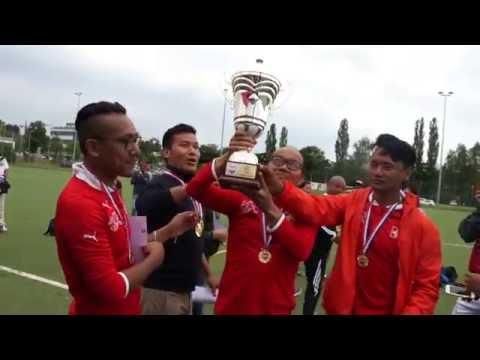 3rd Football Running Shield Switzerland