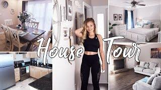 HOUSE TOUR 2018 | Our First Home | Coastal Farmhouse Decor Style