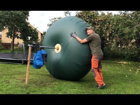 Inflatable Car Episode 1 DIY SHERP!