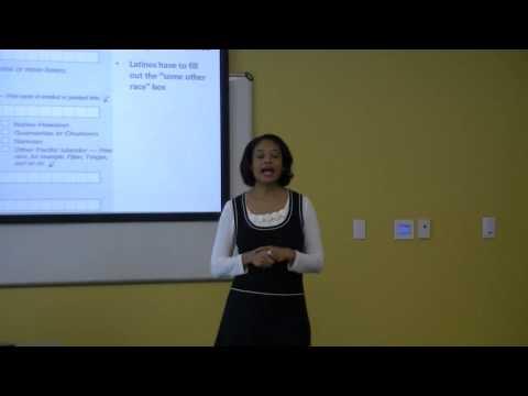 Lisa Calderon Ethnicity and multiracial considerations