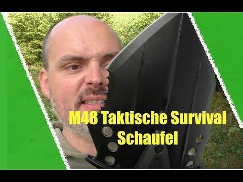 M48 Survival Schaufel: Hat die Welt das gebraucht?