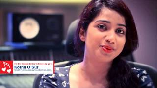 Pherari Mon by Shreya Ghoshal from Antaheen 2009