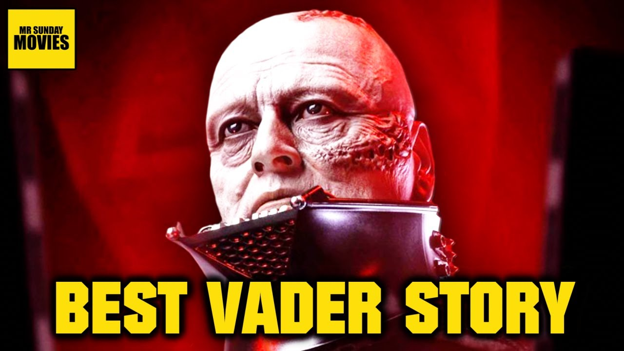 The GREATEST Darth Vader Story Ever Told