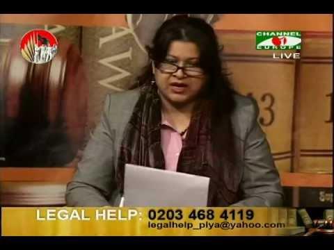 Legal Help 3rd Dec 2011 Part 1