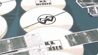 Maurizio Bianchi / M.B. - MENSES - LP (1982)