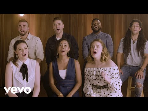 DCappella - How Far I'll Go (Official Video)