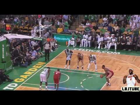 LeBron James last Game as a Cavalier Game 6 vs Boston Celtics HD