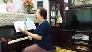 Bài 1: Hướng Dẫn Tập Cột Hơi Trong Thanh Nhạc - Cô Hồng Thái