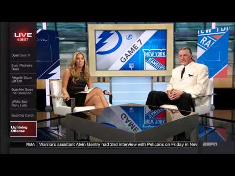 The Leg Show: ft. Sara Walsh (ESPN)