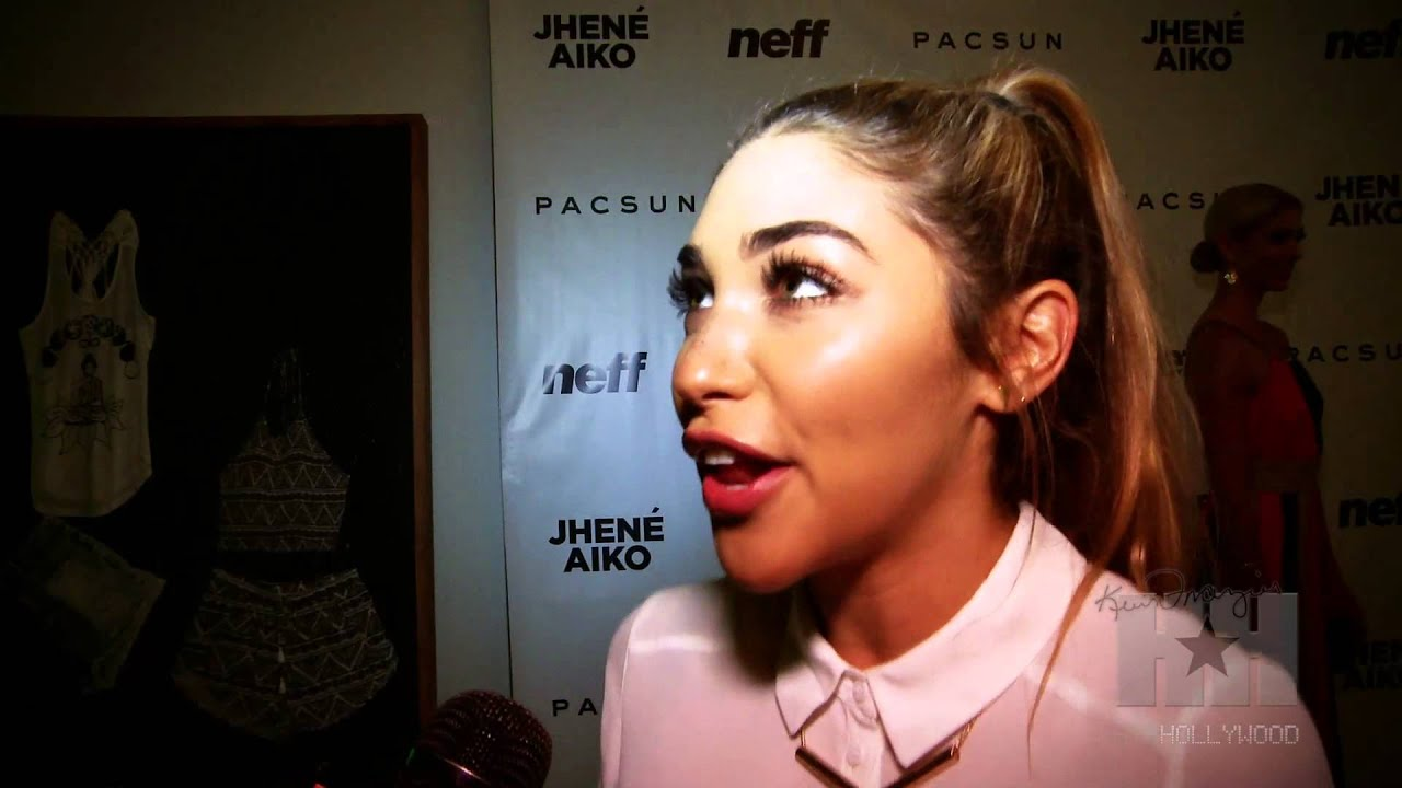 9de161bbbf8 Exclusive  Chantel Jeffries Opens Up About Dating Different Celebs ...