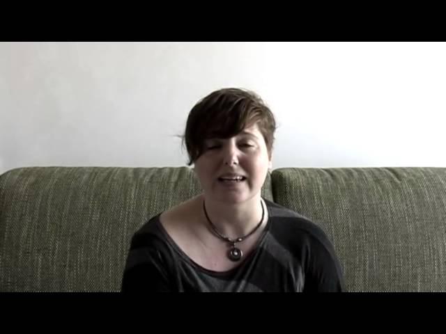 Io ci sono passato-clip interpretata dall'attrice Anna de Palma