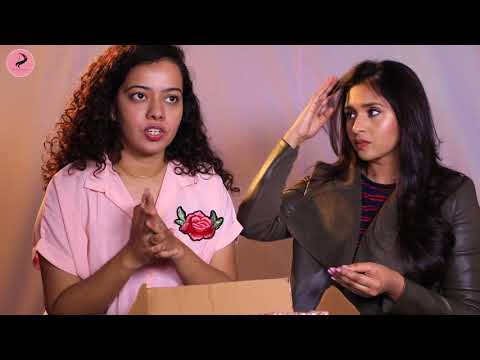 SURPRISE Makeup and Jewelry Swap with SUMA AMUJURI| deepikamakeup