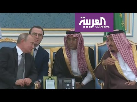 السعودية وروسيا علاقة  قديمة أسست قبل أكثر من 7 عقود  - نشر قبل 3 ساعة