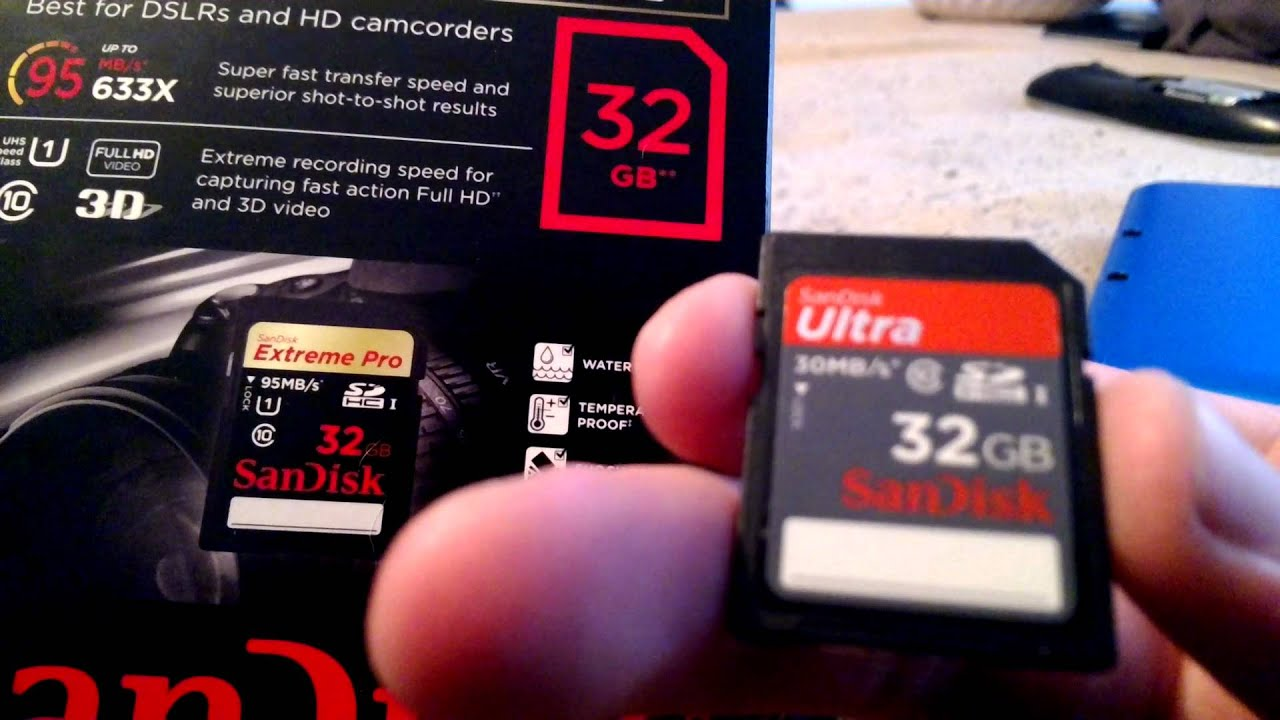 1 Nintendo 3ds SD Card - YouTube