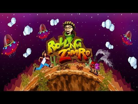 Rolling Zimro - Universal - HD (Sneak Peek) Gameplay Trailer