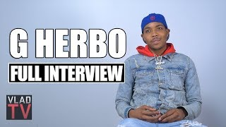 G Herbo on White Fans Using N-Word, Quitting Lean, Mumble Rap (Full Interview)
