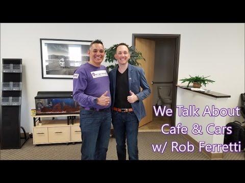 Rob Ferretti: Raw & uncut interview