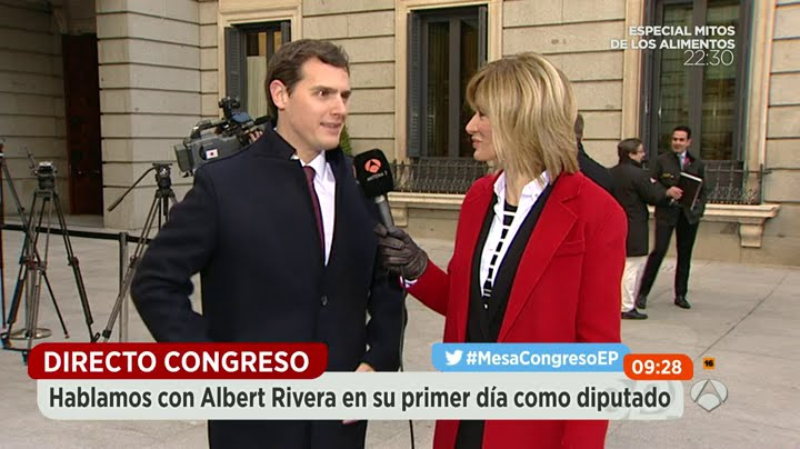 Spanish politician Albert Rivera is truly a handsome man | VHMAN