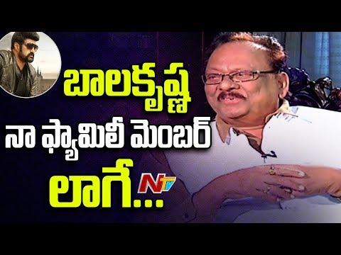 I Like Balakrishna a Lot : Krishnam Raju || Exclusive Interview || NTV