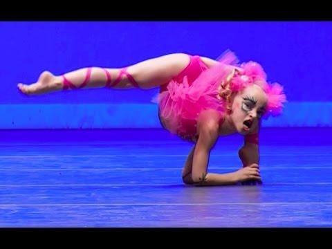 Lilly Ketchman  Dainty But Dangerous Dance Moms Solo Season 7 Episode 8