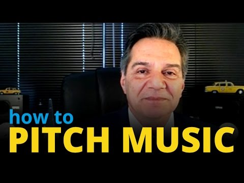 How to Pitch Your Music