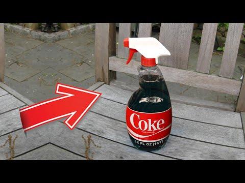 10 Increíbles Usos de la CocaCola | Woow!!