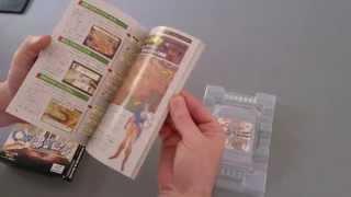 Déballage RPG Ogre Battle 64 Nintendo 64 Import Japonais