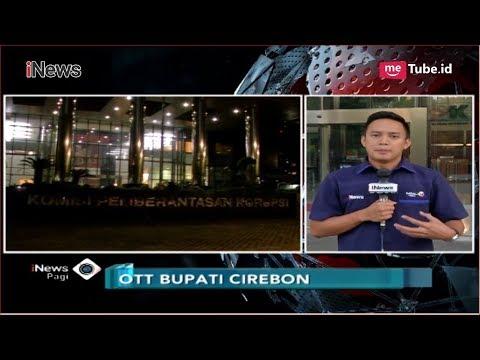 7 Orang Diamankan KPK Terkait OTT Bupati Cirebon - iNews Pagi 25/10