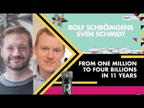 Rolf Schrömgens, Founder & CEO trivago – OMR Keynote | OMR17