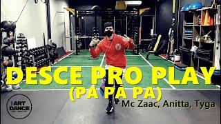 Baixar DESCE PRO PLAY (PA PA PA) -  Mc Zaac, Anitta, Tyga - Zumba - Funk l Coreografia l CIa Art Dance