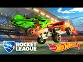 Rocket League® - Hot Wheels Trailer