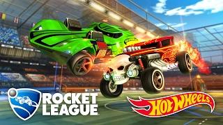 Rocket League® - Hot Wheels Trailer