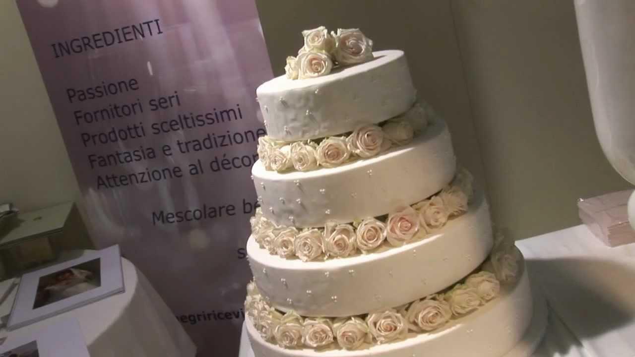 Célèbre Torta di nozze per il matrimonio - YouTube XO76