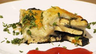 Вегетарианская рыба под соусом бешамель - рецепт для лакто-ово-вегетарианцев