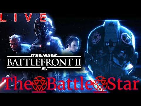 Star Wars Battlefront 2. The_Battle_Star.Interactive Live Stream Q and A