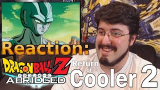 DragonBall Z Abridged Movie Return Of Cooler: #Reaction #AirierReacts