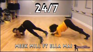 24/7- Meek Mill ft Ella Mai| STILETTO BURN CHOREOGRAPHY
