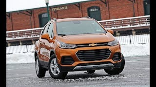 Chevrolet Trax 2018 Car Review