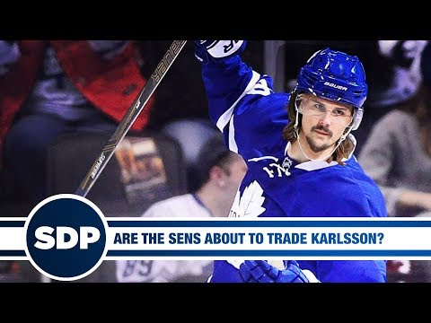 Are the Sens About to Trade Erik Karlsson | The Steve Dangle Podcast