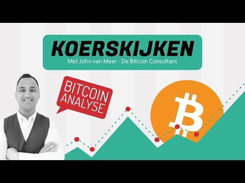Bitcoin Analyse: 'Als Koers BTC Uitbreekt, Kan De Prijs Naar $9.500'