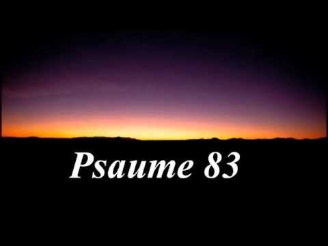 PSAUME 83