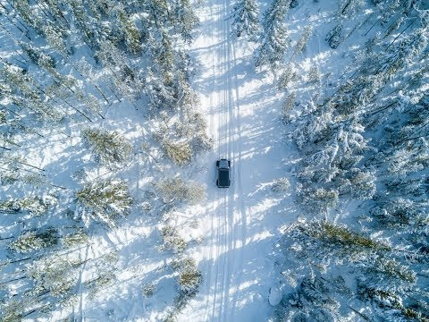 Dry Snow Jeeping Oregon Cascades | Nikson Overland